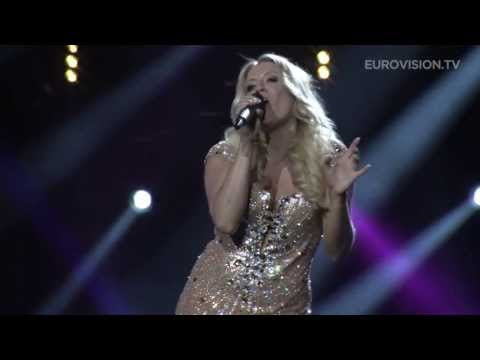 Cascada - Glorious (Germany) Second Rehearsal