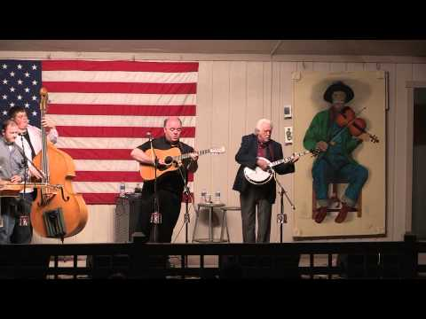 J.D. Crowe and The New South ~ Devil in Disguise ~ Uncle Pen Days 2012