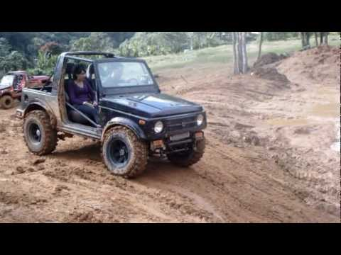 Adventura Off-road en Puerto Rico