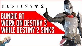 Bungie Working On Destiny 3 As Destiny 2 Struggles