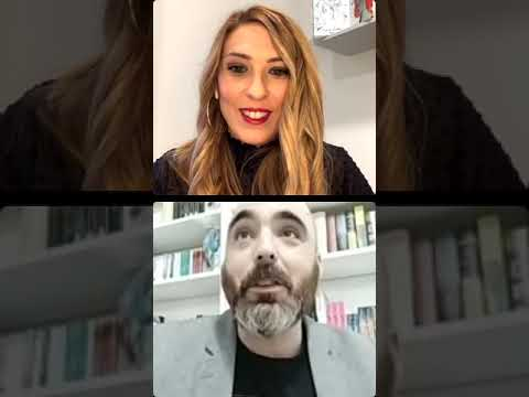 Entrevista Mónica de la o y Samuel Camacho, parte 2 letras de sangre, grupo literario