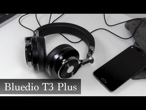 Беспроводные наушники Bluedio T3 Plus