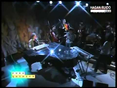 Charly Garcia - Pura Quimica ESPN (16 diciembre 2011)