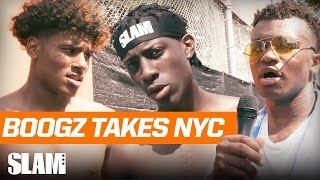 FLOWN OUT! Hanging with the BEST HS HOOPERS in NYC 🏀 | SLAM
