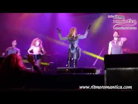 "Gloria Trevi estrenó ""20 segundos"" en Perú | Ritmo Romántica"