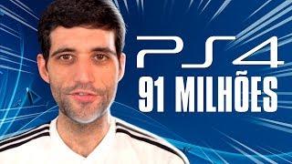 Playstation 4 BOMBANDO em vendas, novo jogo de Alien gera revolta