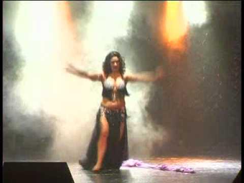 Aziza at Eilat festival Israel 2010