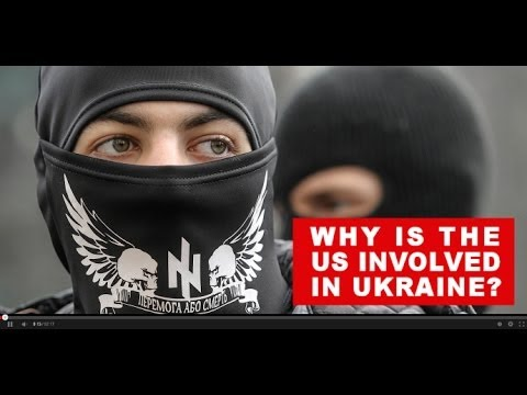 Why is the US involved in Ukraine?