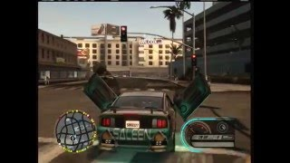 Midnight Club LA Complete Edition Door Glitch