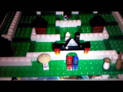 Настольная игра Лего ниндзяго ( lego ninjago)