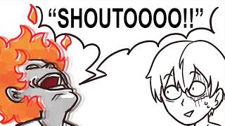 "BNHA Animatic: ""Character Radio"""