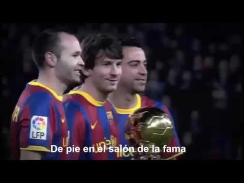 Hall of fame/ Salón de la fama -Lionel Messi- Español