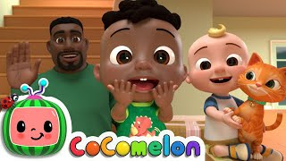 Cody's Moving Day Song  CoComelon Nursery Rhymes & Kids Songs