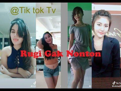 Tik Tok Hot Goyang Dance Full HD #part001 Rugi Gak Nonton