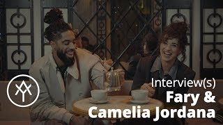 Fary Vs Camelia Jordana Interview S