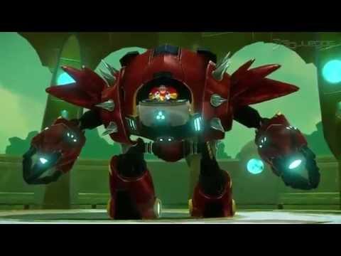Sonic BOOM - Wii U Official Trailer HD