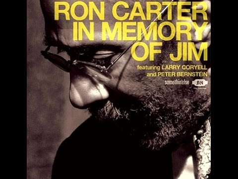 Ron Carter ( In Memory Of Jim ) - Bags' Groove online metal music video by RON CARTER