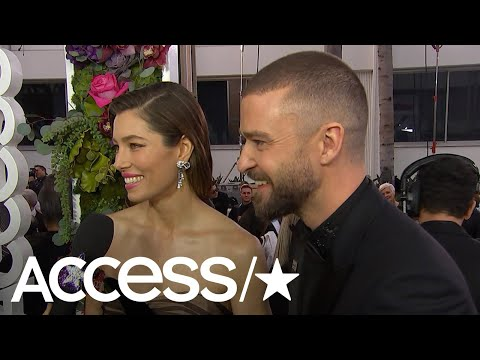 Justin Timberlake & Jessica Biel On The Success Of 'The Sinner' & What's New With Baby Silas