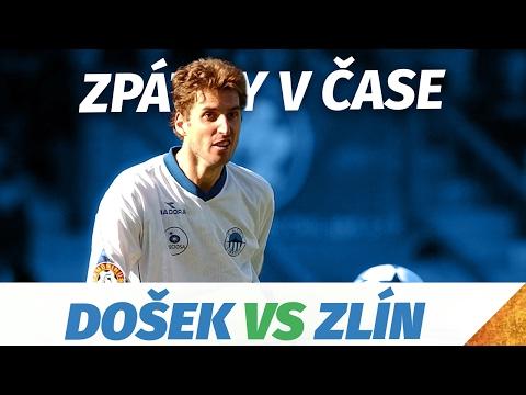 Zpátky v čase – Liberecký Došek nasázel Zlínu hattrick za 24 minut