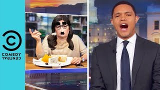 Sarah Huckabee Sanders Is Going Hungry | The Daily Show With Trevor Noah