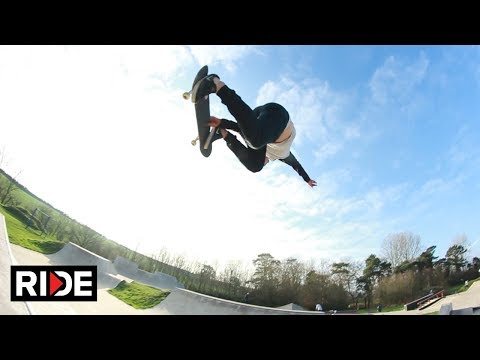 James Threlfall's 'Debut' Part