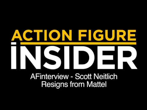 AFinterview - Scott Neitlich Resigns from Mattel