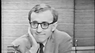 What's My Line? - Woody Allen; Allen Ludden [panel] (Sep 26, 1965)