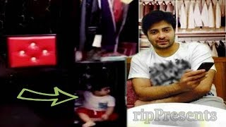 শাকিব খান এর আলমারিতে এসব কি করছে ছেলে জয় । Shakib khan Baby Playing in closet