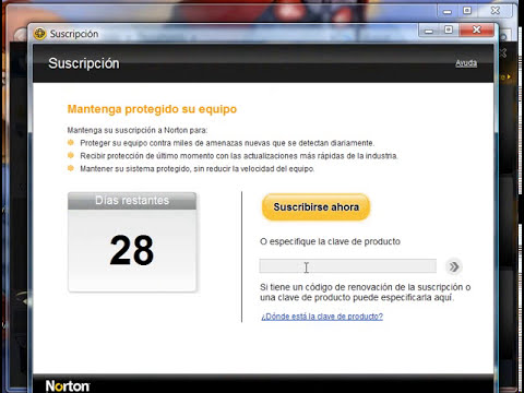 Norton Internet Security 2010 Español Activacion Ritmo Virtual Store