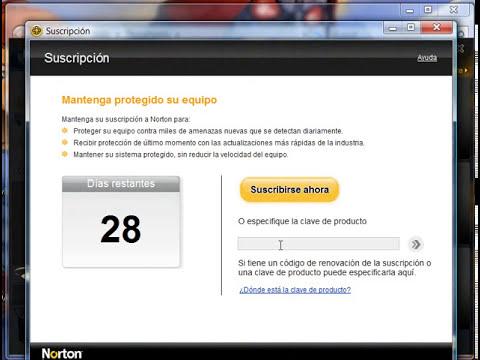 Norton Internet Security 2010 Español Activacion Ritmo Virtual Store
