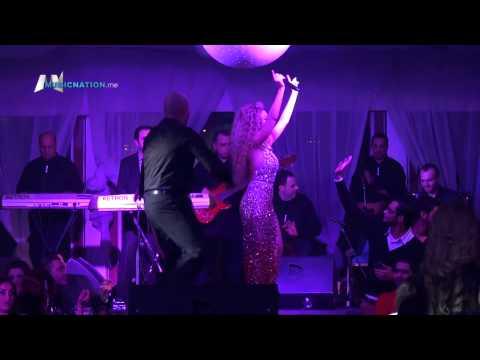 Myriam Fares - ميريام فارس في حفل عيد الحب تغني الهجة البدوية