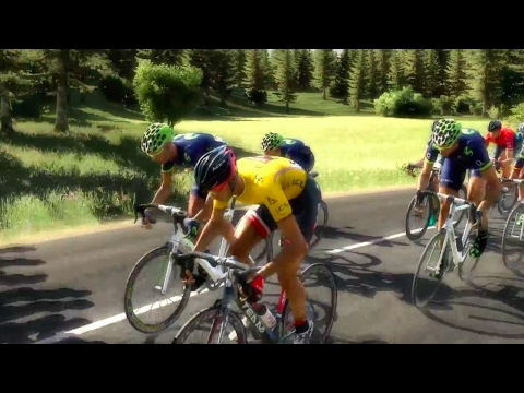 Pro Cycling Manager 2017 Official Gameplay Trailer