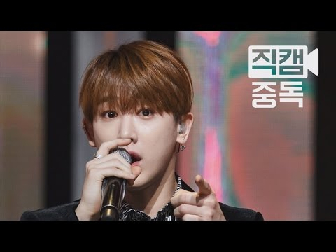 [Fancam] WONHO of MONSTA X(몬스타엑스 원호) AMEN @M COUNTDOWN_160114 EP.56
