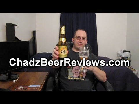 Leffe Blonde | Chad'z Beer Reviews #550
