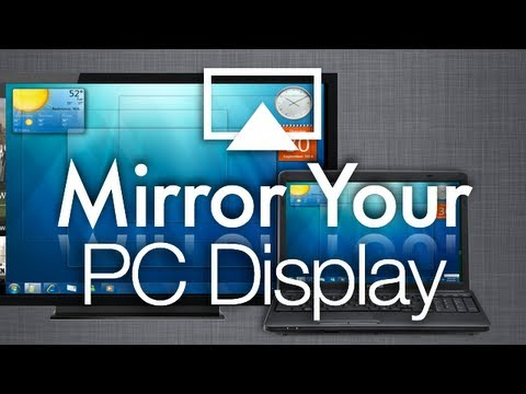How to mirror your pc or mac screen to apple tv using for Mirror your android screen to a pc