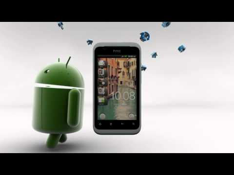 HTC Rhyme - Network Communications