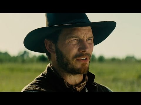The Magnificent Seven | official trailer #1 (2016) Chris Pratt Denzel Washington