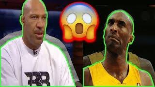 Lavar, LaMelo, and Lonzo Ball Meet Kobe Bryant   ESPN