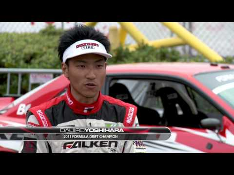 Formula Drift Road Atlanta 2013 - Promo Video