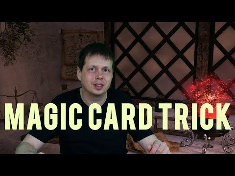 ASMR Magic Card Trick - The Aces