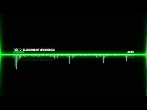 Tiësto - Elements Of Life (Kris Revi Remix)