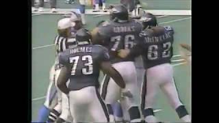 NFL Primetime: 1996 Week 9 (Primetime 2,000th Highlight, ESPN October 27th, 1996)