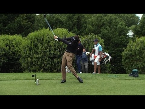 SwingVision: Phil Mickelson Drive in Round 4 of FedEx St. Jude Classic