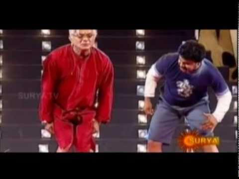 Silsila  Malayalam Album  -  Mammootty, Mohanlal, Dileep, Jayaram Dancing With Silsila video