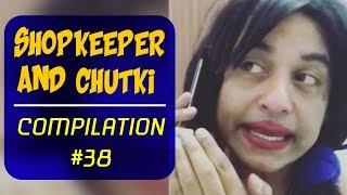 Shopkeeper and Chutki - Compilation #38 | Gaurav Gera