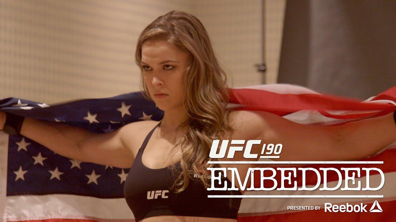UFC 190 Embedded: Vlog Series – Episode 3