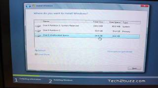 Windows 8 dual boot installation step by step guide