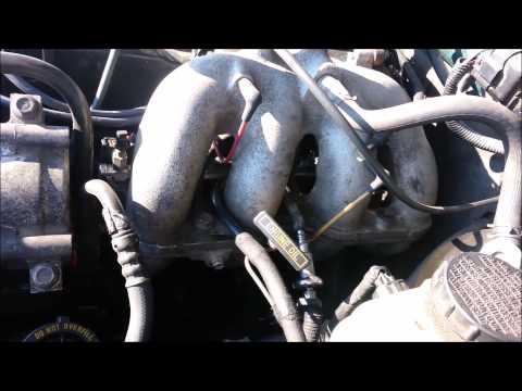Ford Ranger Oil Pressure Sensor Location
