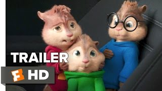 Download Lagu Alvin and the Chipmunks: The Road Chip Official Trailer #1 (2015) - Animated Movie HD Gratis STAFABAND