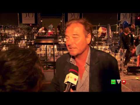 Concerto di chiusura Gemelli Insieme – Intervista a Sebastiano Somma – www.HTO.tv